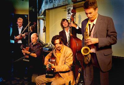 De Erfenis van het Loosdrecht Jazz Concours