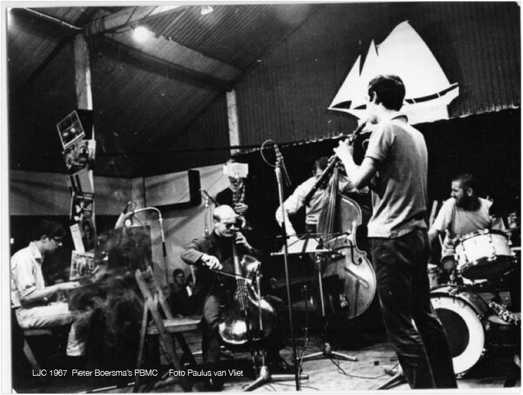 Loosdrecht Jazz 50 jaar geleden